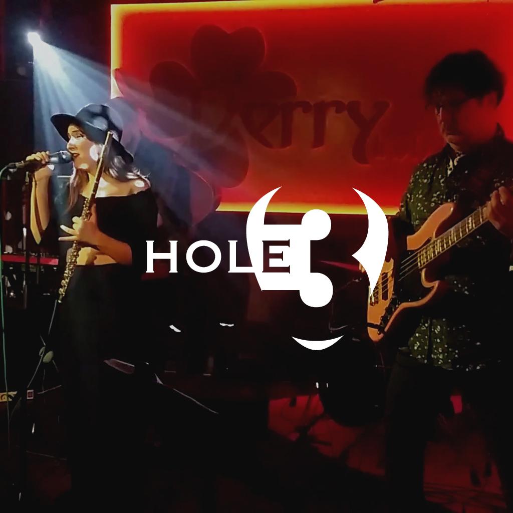 Hole Six hole3